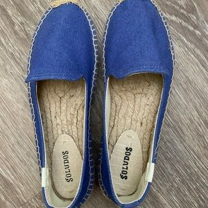 Soludos Shoes - Soludos women's shoes blue